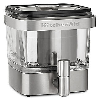 KitchenAid Cold Brew Coffee Maker Stainless Steel 5KCM4212SX alt image 1