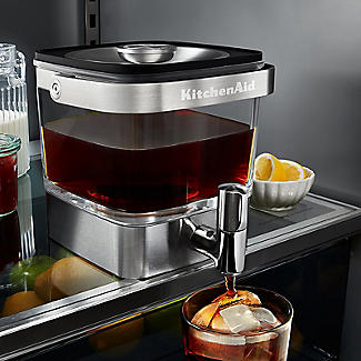 KitchenAid Cold Brew Coffee Maker Stainless Steel 5KCM4212SX alt image 2