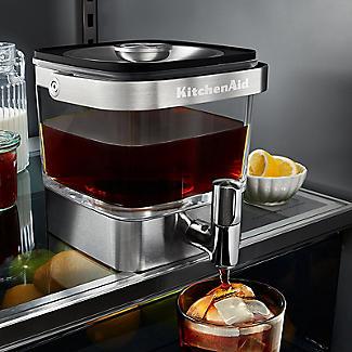 KitchenAid Cold Brew Coffee Maker Stainless Steel 5KCM4212SX alt image 2