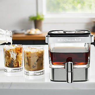 KitchenAid Cold Brew Coffee Maker Stainless Steel 5KCM4212SX alt image 3