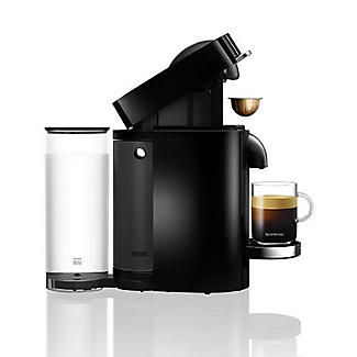 Nespresso Magimix VertuoPlus Coffee Machine Black 11385 alt image 3