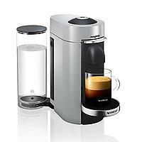 Nespresso Magimix VertuoPlus Coffee Machine Silver 11386