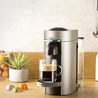 Nespresso Magimix VertuoPlus Coffee Machine Silver 11386 alt image 2