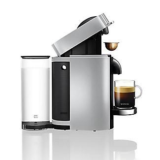 Nespresso Magimix VertuoPlus Coffee Machine Silver 11386 alt image 3