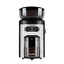 Dualit Burr Coffee Grinder Black 75015