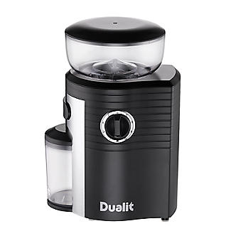 Dualit Burr Coffee Grinder Black 75015 alt image 4