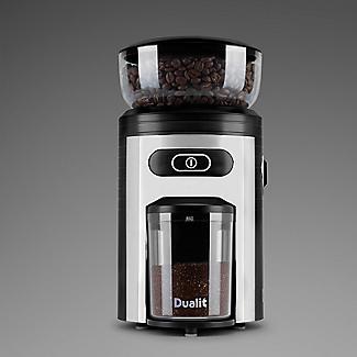 Dualit Burr Coffee Grinder Black 75015 alt image 7