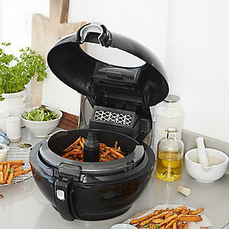 Tefal ActiFry Genius XL Low Fat Fryer Black AH960840 alt image 2