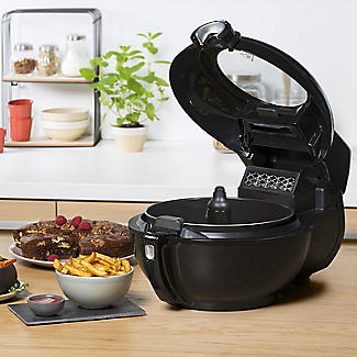 Tefal ActiFry Genius XL Low Fat Fryer Black AH960840 alt image 4