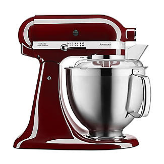KitchenAid Artisan 185 Stand Mixer Crimson Red 5KSM185PSBCM