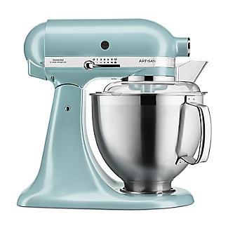 KitchenAid Artisan 185 Stand Mixer Azure Blue 4.8L 5KSM185PSBAZ