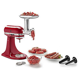 KitchenAid Food Grinder Attachment 5KSMMGA alt image 1