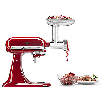 KitchenAid Food Grinder Attachment 5KSMMGA alt image 3