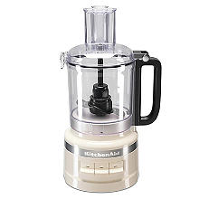 KitchenAid 2.1L Food Processor Almond Cream 5KFP0919BAC