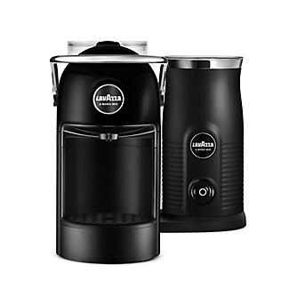 Lavazza Jolie Coffee Machine With Milk Frother Black 18000216