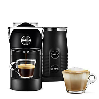 Lavazza Jolie Plus Coffee Machine With Milk Frother Black 18000216 alt image 3