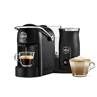 Lavazza Jolie Coffee Machine With Milk Frother Black 18000216 alt image 4