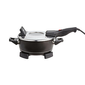 Standard Remoska Electric Cooker with Glass Lid 2L