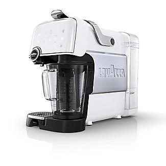 Lavazza Fantasia Plus Pod Coffee Machine Ice White 10080231