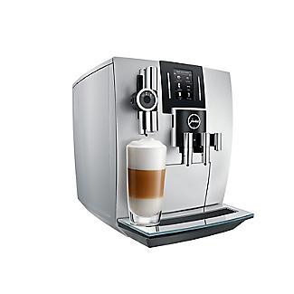 Jura J6 Bean-To-Cup Coffee Machine Brilliant Silver 15111 alt image 3