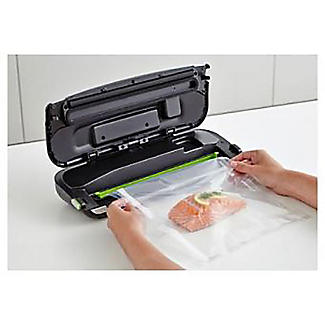 FoodSaver Compact Vacuum System Food Vacuum Sealer FFS015 alt image 3