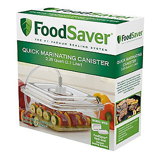 FoodSaver Quick Marinator 2.1L FSFSMA0050 alt image 7