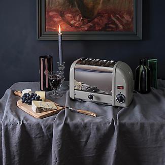 Dualit Classic Vario 4 Slice Toaster Shadow 40577 alt image 2