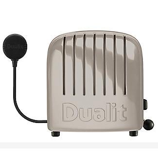 Dualit Classic Vario 4 Slice Toaster Shadow 40577 alt image 4