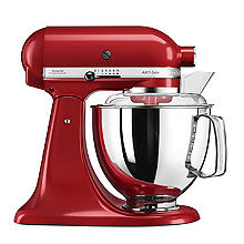 KitchenAid Artisan 175 Stand Mixer Empire Red 5KSM175PSBER