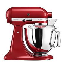KitchenAid Artisan 175 Stand Mixer Empire Red 5KSM175PSBER