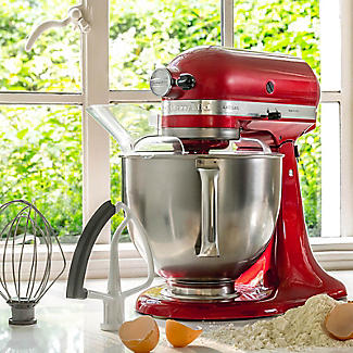 KitchenAid Artisan 175 Stand Mixer Empire Red 5KSM175PSBER alt image 2