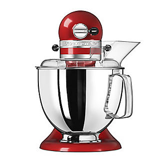 KitchenAid Artisan 175 Stand Mixer Empire Red 5KSM175PSBER alt image 3