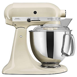 KitchenAid Artisan 175 Stand Mixer Almond Cream 5KSM175PSBAC