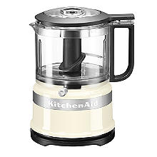 KitchenAid Mini Food Processor Almond Cream 5KFC3516BAC