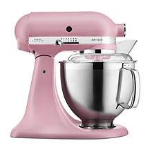 KitchenAid Artisan 185 Stand Mixer Dried Rose 4.8L 5KSM185PSBDR