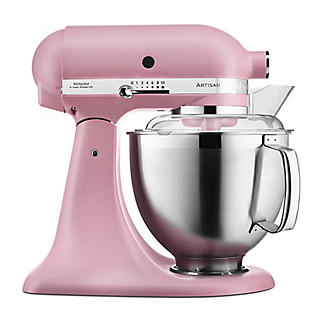 KitchenAid Artisan 185 Stand Mixer Dried Rose 4.8L 5KSM185PSBDR alt image 1