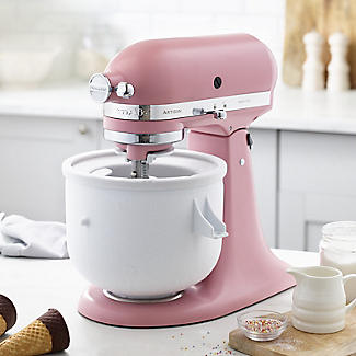 KitchenAid Artisan 185 Stand Mixer Dried Rose 4.8L 5KSM185PSBDR alt image 2