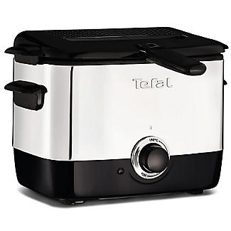 Tefal Stainless Steel Mini Fat Fryer FF220040 alt image 4