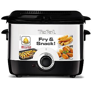 Tefal Stainless Steel Mini Fat Fryer FF220040 alt image 6