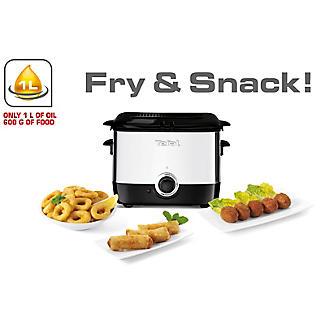 Tefal Stainless Steel Mini Fat Fryer FF220040 alt image 7