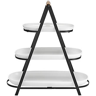 Ladelle 3-Tier Serve and Share Serving Tower