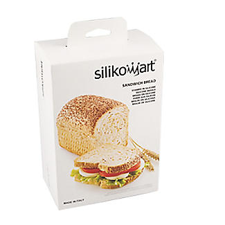 Silikomart Sandwich Bread Silicone Loaf Mould alt image 4