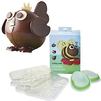 Lakeland Animal Chocolate Mould Kit