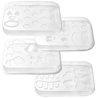 Lakeland Animal Chocolate Mould Kit alt image 5