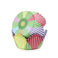 Tulip Shaped Greaseproof Cupcake Cases 80 Pack
