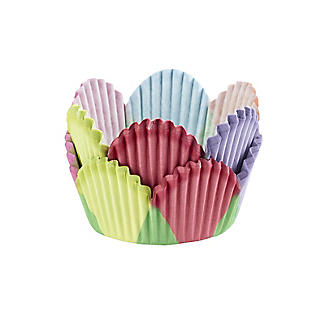 Tulip Shaped Greaseproof Cupcake Cases 80 Pack alt image 2