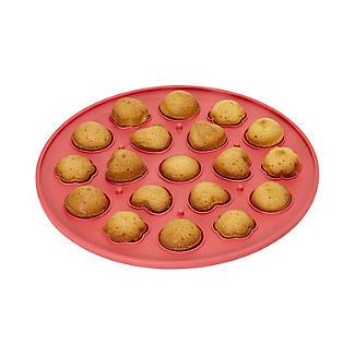 3 Shape Silicone Cake Pop Mould alt image 8