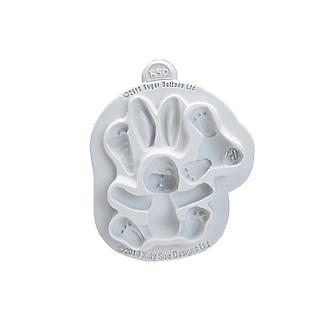 Katy Sue Designs Sugar Buttons Rabbit Silicone Mould alt image 8