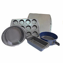 Lakeland 5-Piece Mixed Bakeware Set