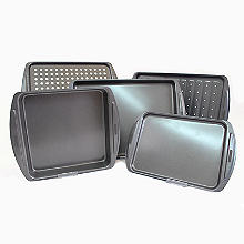 Lakeland 5-Piece Oven Tray Bakeware Set
